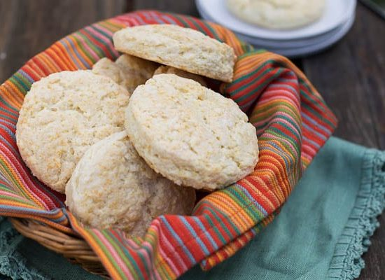 Lily flour Flying Biscuits