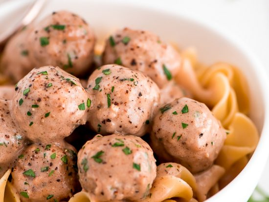 20-Minute Swedish Meatballs