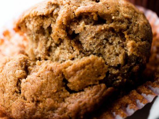 Quick & Easy Banana Muffins