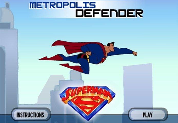 Metropolis Defender game