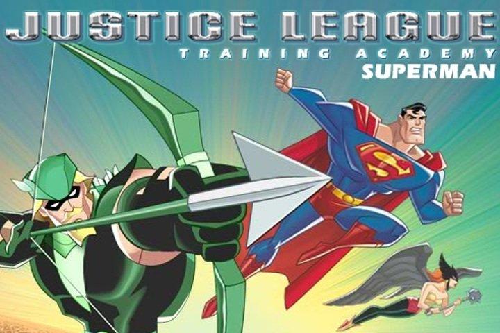 Justice League training