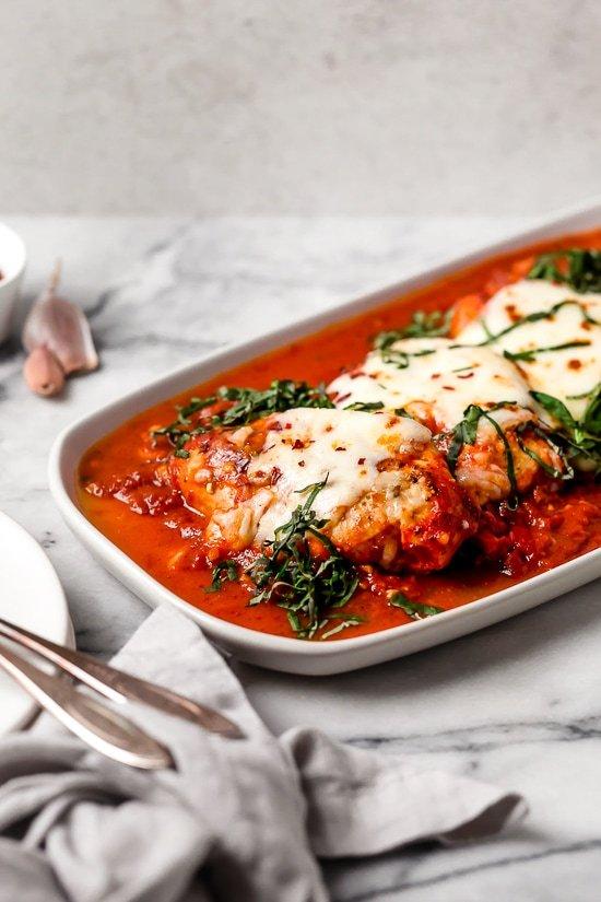 Instant Pot Chicken Parmesan 6