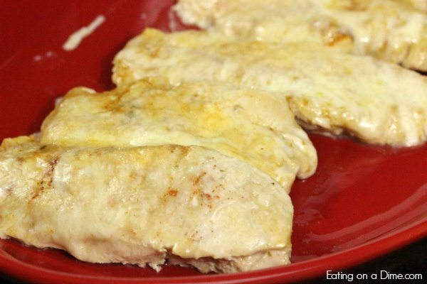 enchilada baked chicken are delicious