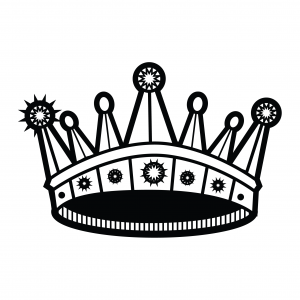 KING CROWN-CLipart-Cartoon-Free-Clipart-Line-Drawing-coloring-page-Activity-For-Kids