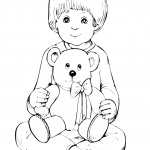 Free Toy Themed Coloring Pages