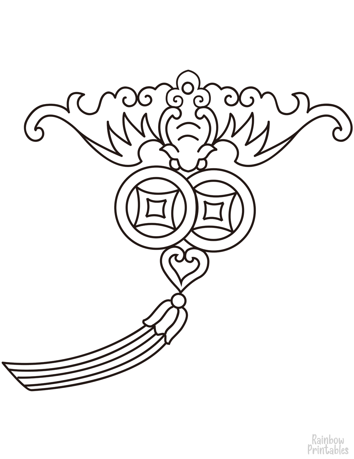 Random Free Coloring Pages