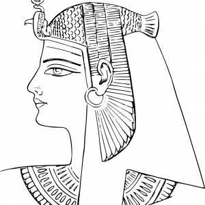 rameses-iii- Free Clipart Coloring Pages for Kids Adults Art Activities Line Art