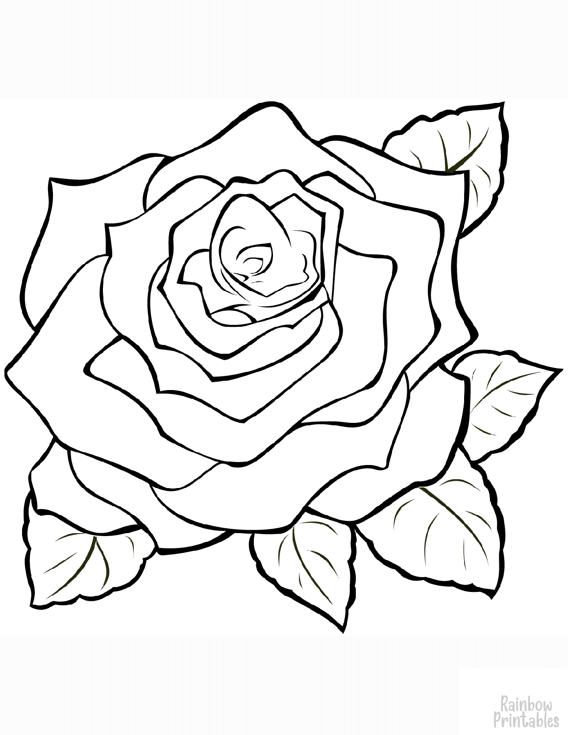 100+ Free Nature Themed Coloring Pages