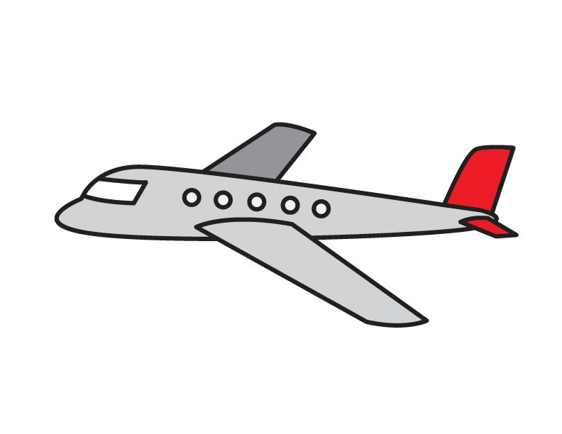 How To Draw Tutorials FOR Kids SIMPLE EASY AIRPLANE TRANSPORTATION ART GUIDE STEP BY STEP