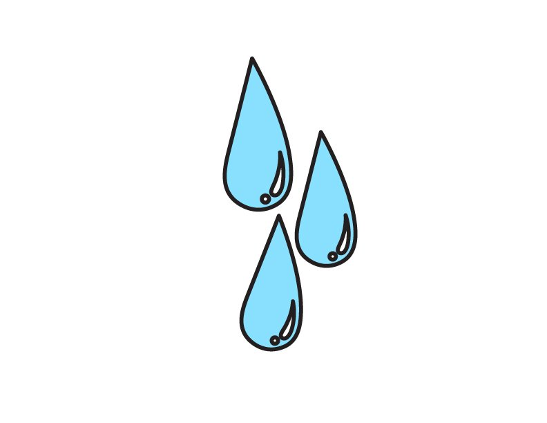 How To Draw Water Tutorials FOR Kids tears water droplets sweat