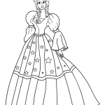 People & Clothing Coloring Pages