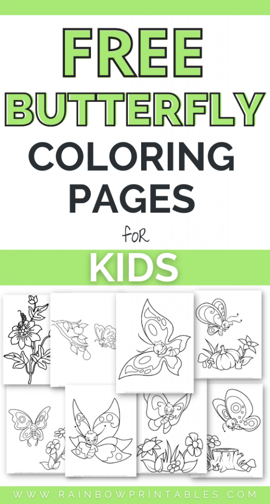 NICE!..Print all 23 pages for free. Your kids will love COLORING in these cute butterfly coloring pages. They are simple, cute, and perfect for young ages. Simple nature aesthetic line drawings for kindergarteners and elementary school students. Simple butterfly coloring pages for kids that love art and the perfect activity for a rainy day. Amazing boredom buster and helps build fine motor skills. Good as a social distancing and quarantine activity for children. Art printable activities #freebie