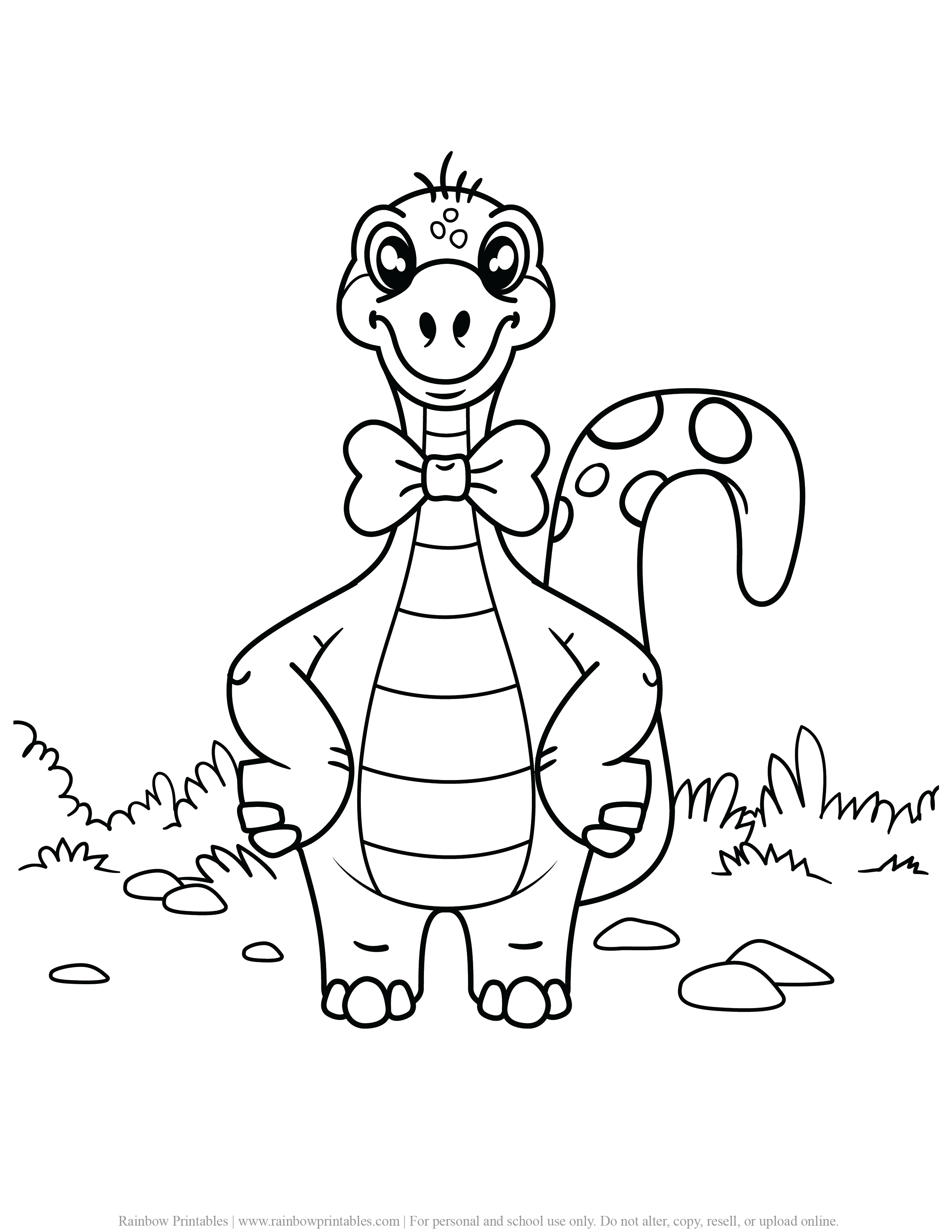 FREE DINOSAUR COLORING PAGES ACTIVITY FOR KIDS AND BOYS DINO DRAGON PRINTABLE-08