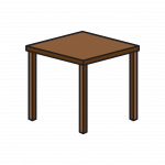 How To Draw a Wooden Table For Kids (Everyday Objects Series)