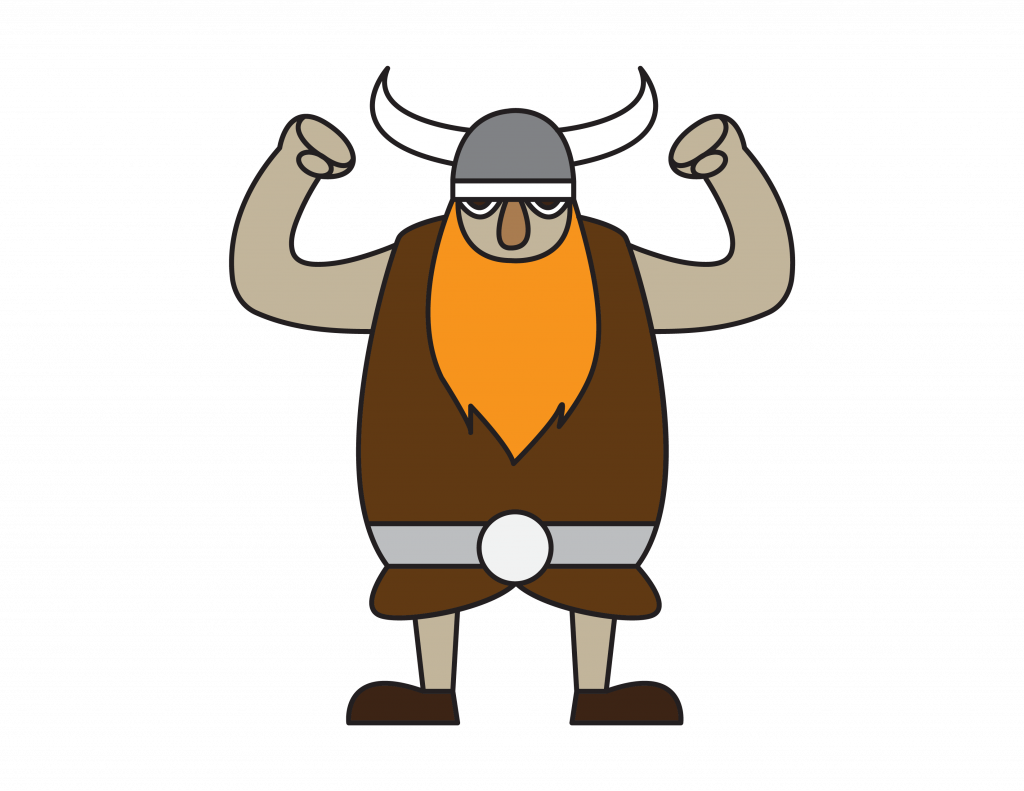 How To Draw Tutorials For Kids Viking Cartoon Step by step for kids easy simple guide