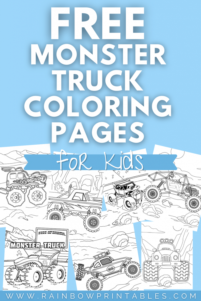 Bored kids and they're getting grumpy... Try these action-packed Monster Truck coloring pages. Go off roading pretending you're grave digger or monster jam it up on a hell of ride with your imagination. These coloring pages are great for elementary school kids (5-10 years old) to doodle. | Hot wheels, grave digger, jam, games drawing, monster truck party madness, coloring pages for boys, FREE, USA, America, Illustration, coloring pages for boys, sheets, cars, automobile #freebie #monstertrucks
