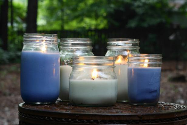 citronella candles for relaxation