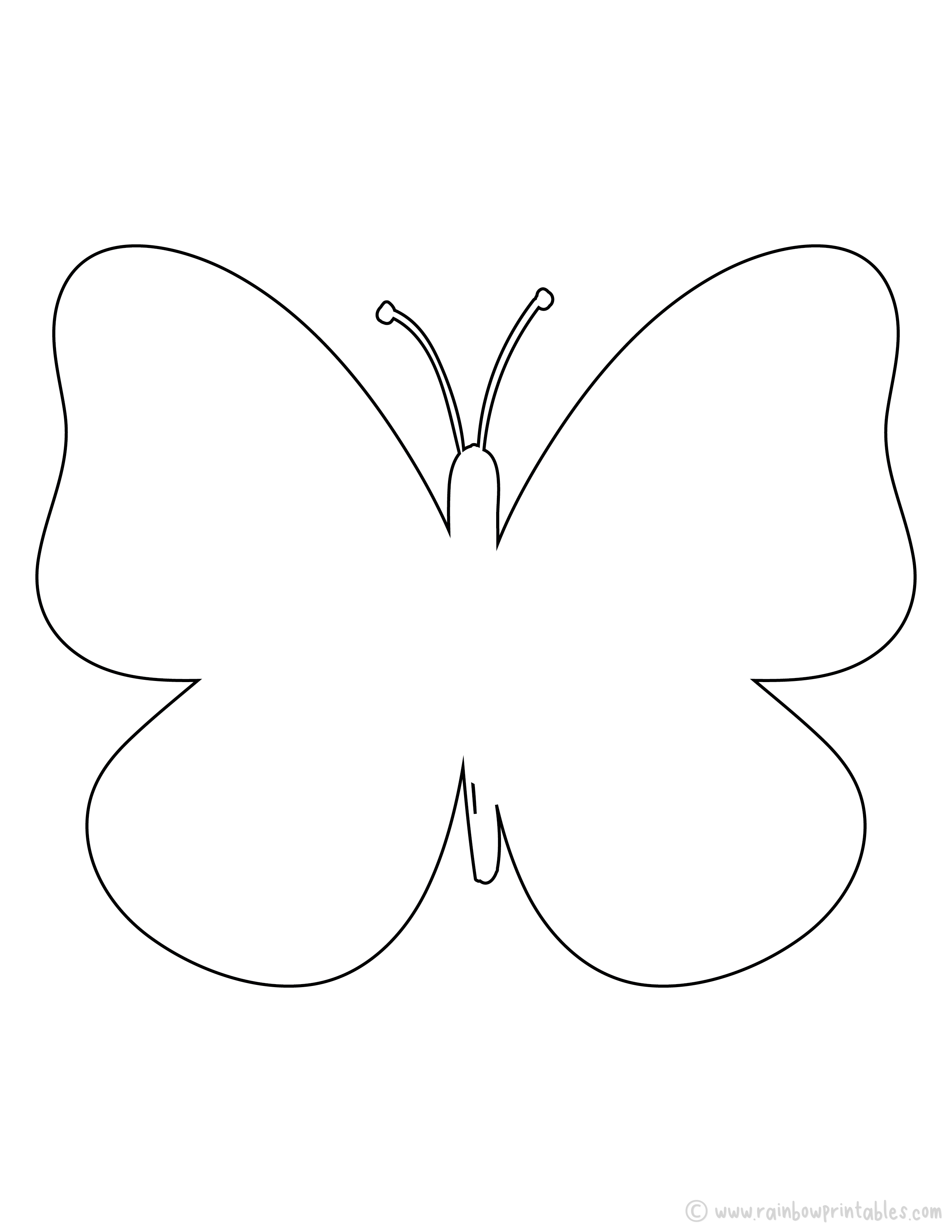 simple-butterfly-coloring-page-insect-for-kids-outline-doodle-illustration-printable
