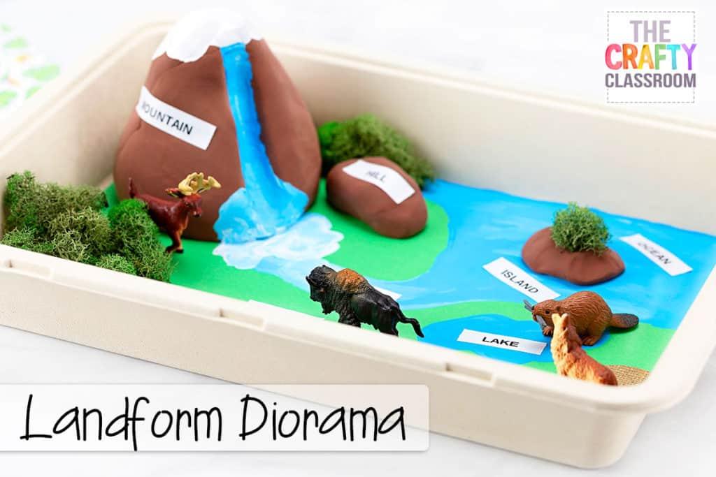Amazing Landform Diorama