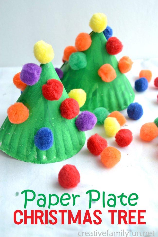 Foamy 3D Christmas Tree