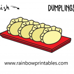 How To Draw Cute Chinese Dumplings: Step By Step Doodle Guide