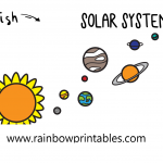 How To Draw Our Solar System - Easy Simple Step By Step Guide for Kids
