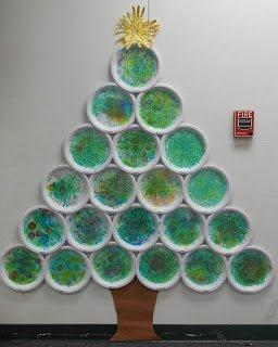 Real-Life Size Christmas Tree