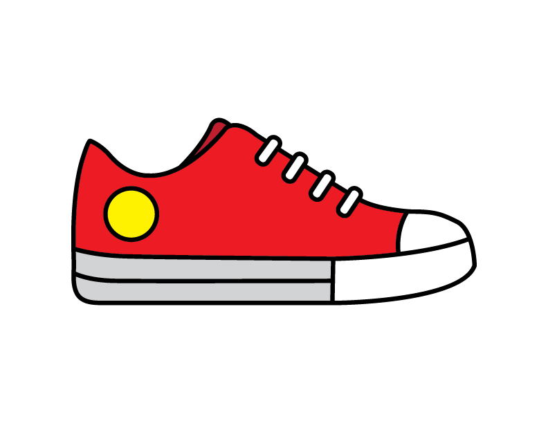How To Draw Sneakers Canvas Shoes – Step By Step Chuck's Converse Drawing Guide