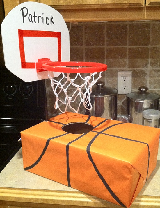 basketball court shoebox