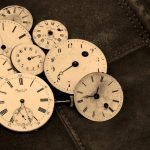 time and clock for telling time