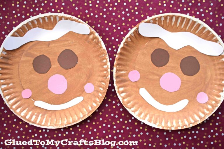 simple gingerbread man Christmas decoration