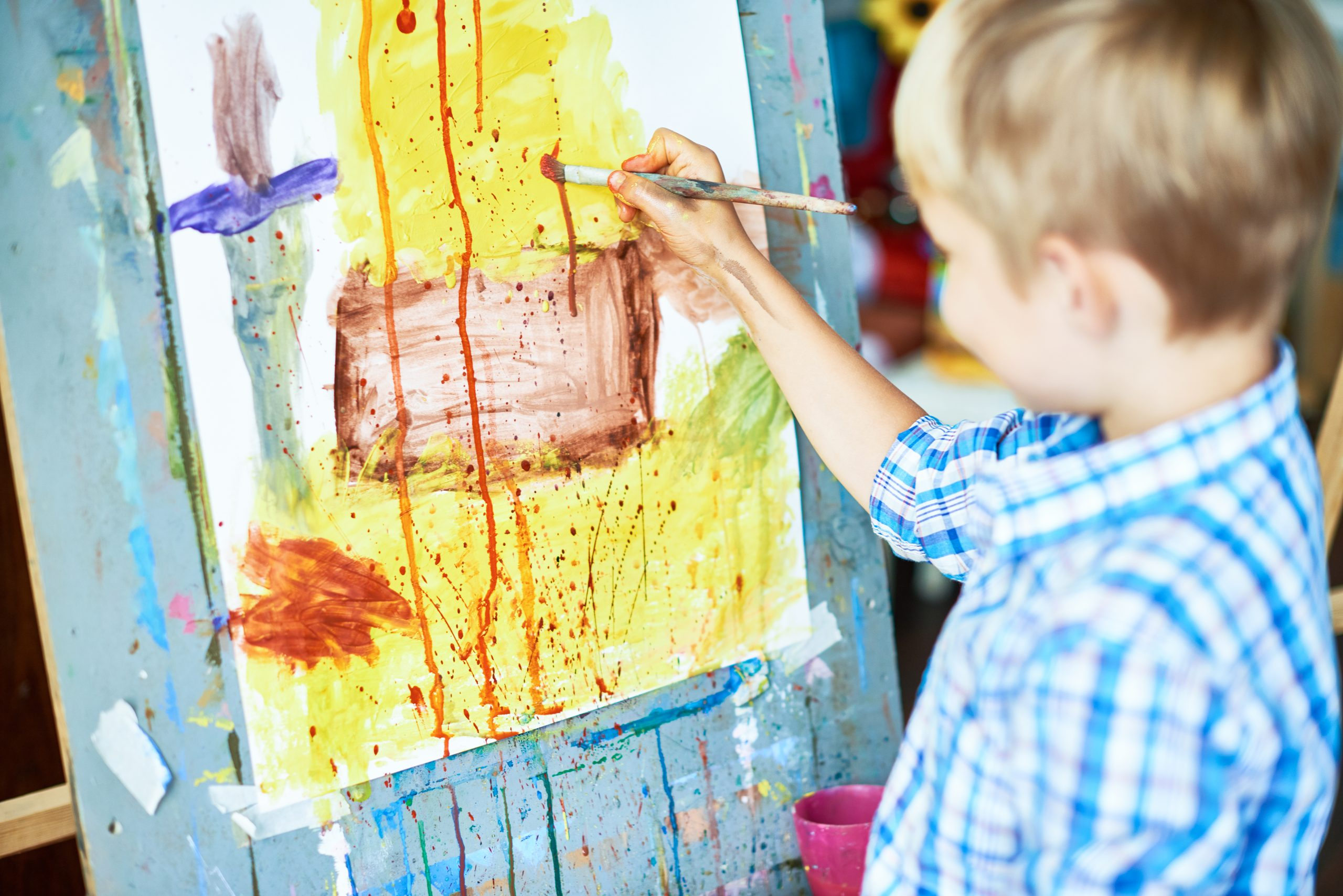 5 Real Times Art Therapy Helped Children With Anxiety Heal