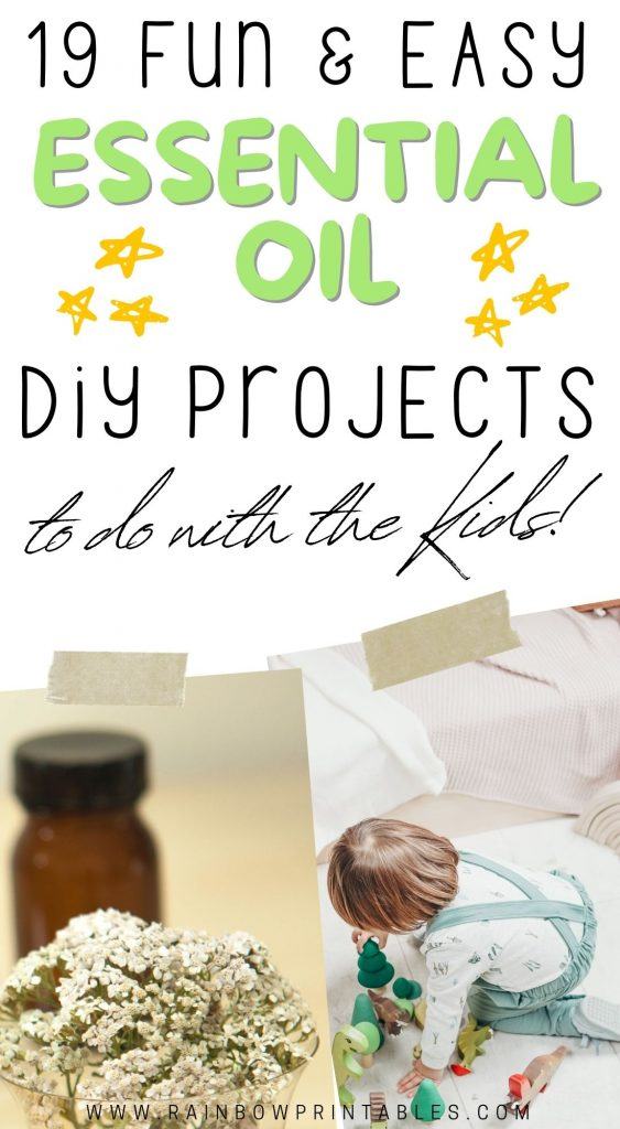 19 Fun Essential Oil Arts & Crafts Ideas You Can Make For Kids NATURAL Mom Craft Ideas Fun Easy To Make For Beginners Roller Dough Bath Relax Recipes