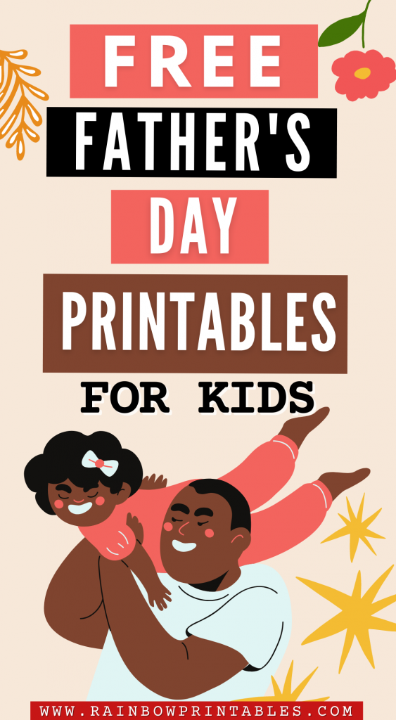 Free father's day printables husband, dad, grandpa, cards, for kids, coloring pages, clipart, craft, mustache, funny, puns, meme, hilarious, message, homemade for toddlers,