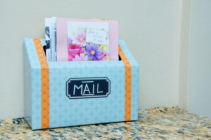 Indoor Mini Mail Station