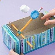 Innovative Marshmallow Catapult