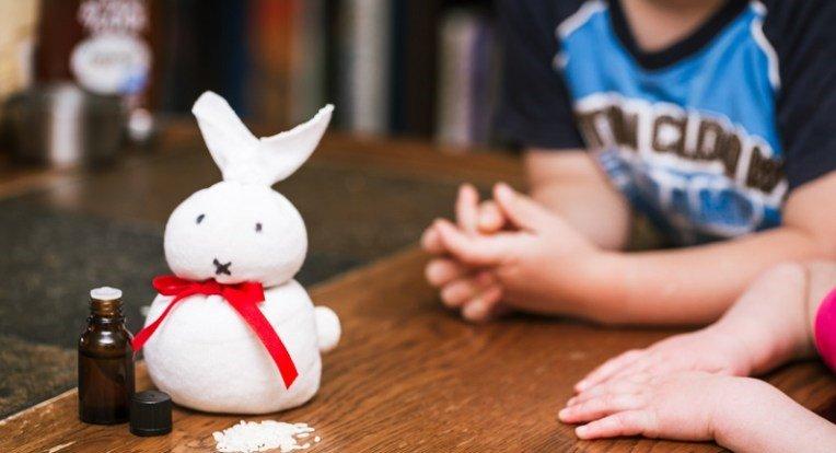 Sock Bunny Arts Crafts
