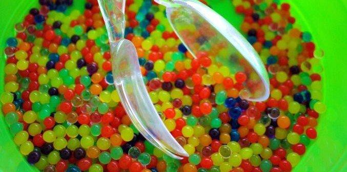 Water Sensory Beads